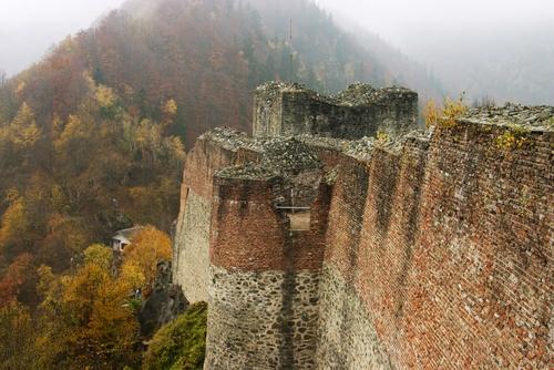Vlad Dracula Castle, Romania | Nerdy things | Pinterest ...