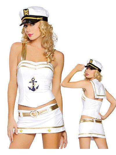 Swimming Fabrics Sexy Sailor Costume