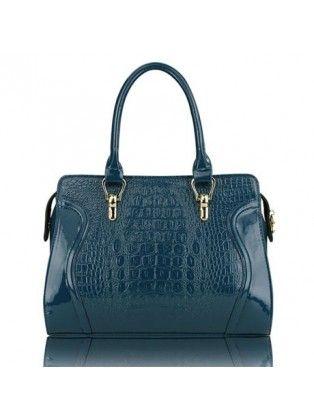 Summer one shoulder cross-body handbag women's bags 2013 women's handbag  blue black messenger bag small
