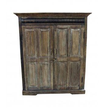 Old World Living Room Cabinet