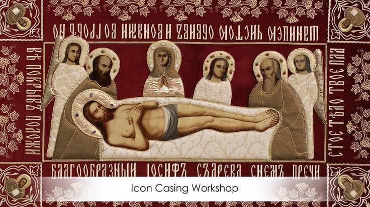 Catalogue of St Elisabeth Convent: #IconCasing #Iconography #Art #Workshop…