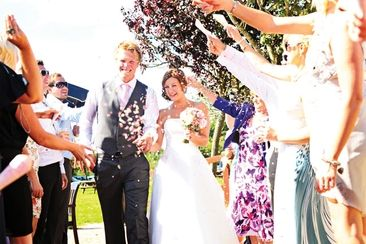 """Searching for wedding processional songs that beat the boring old """"here comes the bride""""? Consider some of these alternatives for when you walk down the aisle."""