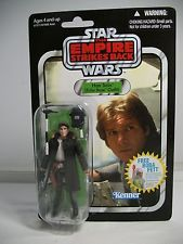 Star Wars Vintage Collection HAN SOLO (ECHO BASE OUTFIT) VC03 ~ NEW