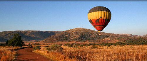 A South African Safari Secret Revealed.