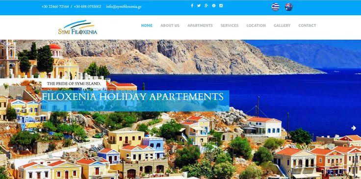 Symi Filoxenia Holiday Apartments
