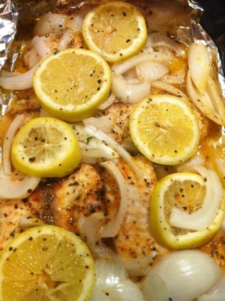 26 #recettes de Tilapia savoureux et sain, vous devez cuire ce soir...