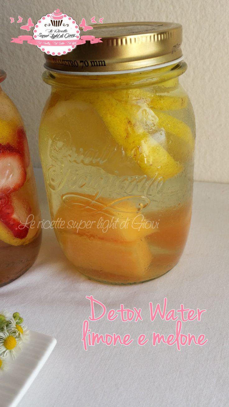 Le Detox Water! Una rivoluzione! =) scoprite cosa sono e a cosa servono! | LeRicetteSuperLightDiGiovi