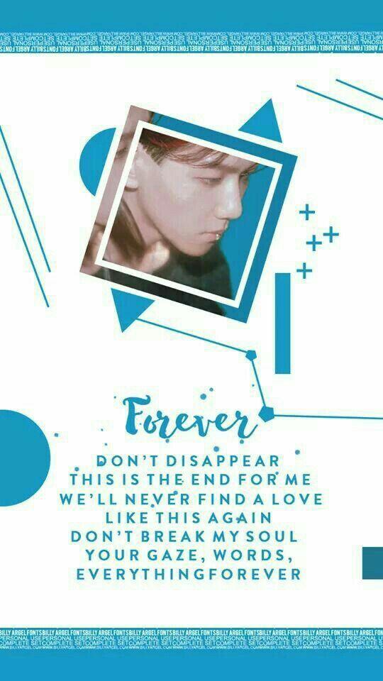 Baekhyun #Kokobop #Forever
