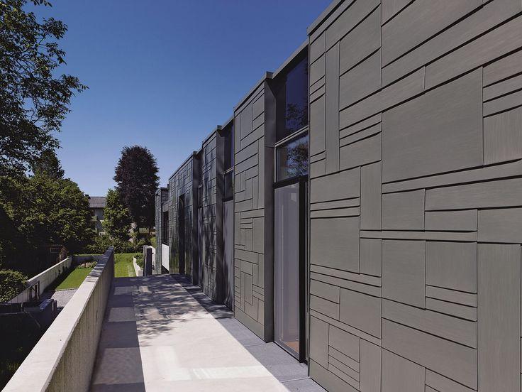 Las 25 mejores ideas sobre revestimento para fachada en - Muebles de chapa metalica ...