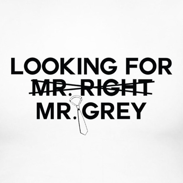 Fifty shades of grey - Christian <3