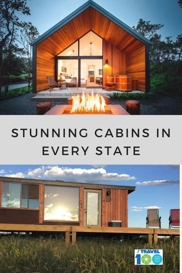 50 Cozy Cabins To Rent From Coast To Coast The Travel 100 Cabin Cabin Rentals Cozy Cabin