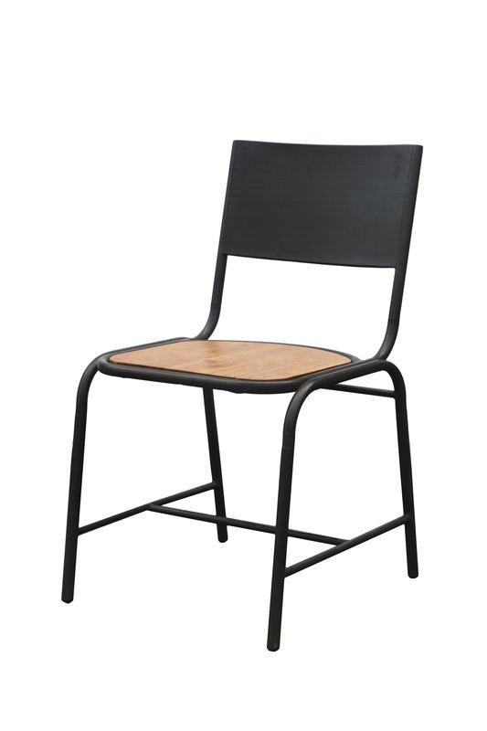 The Workshop Square Dining Chair from LH Imports is a unique home decor item. LH Imports Site carries a variety of Workshop items.