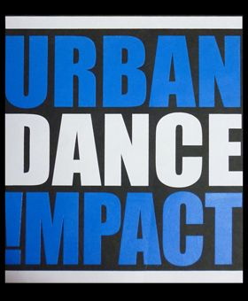 "Screen print for local dance group ""Urban Dance Impact"" WWW.ColourWorksnz.Com"