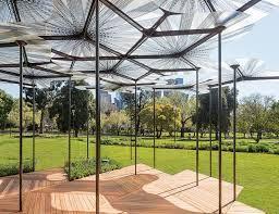 Картинки по запросу Gallery of Amanda Levete MPavilion Opens in Melbourne - 5