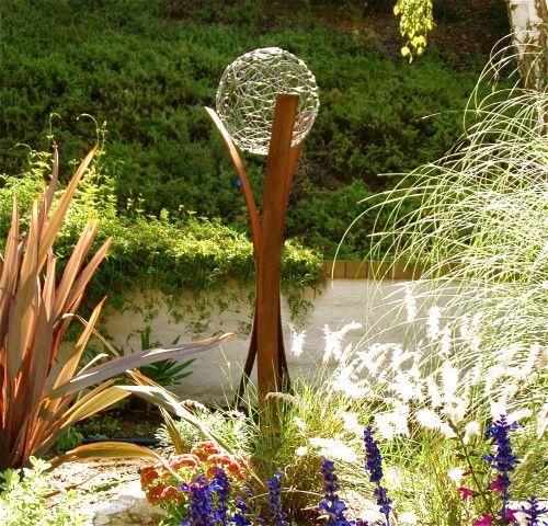 Garden Art Plus: 25+ Best Ideas About Garden Sculptures On Pinterest