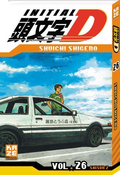 Alors que Takumi est complètement désorienté au volant de l'Impreza de son père, son ami Itsuki est aux anges, car sa relation avec Kazumi est sur le point de passer à la vitesse supérieure... Du côté de la Project D, retour à la case Saitama où deux pilotes de 4WD ont défié les deux as de la D. Espérant se faire de l'argent facile en gagnant ce battle, ceux-ci sont prêts aux pires bassesses pour arriver à leurs fins, quitte à mettre en danger nos street-racers de génie…