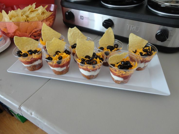 Housewarming Party Food Ideas Pinterest