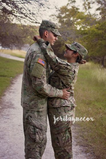 Dual military couples photography, fall photography, Killeen, TX photographer, army uniform, military uniform