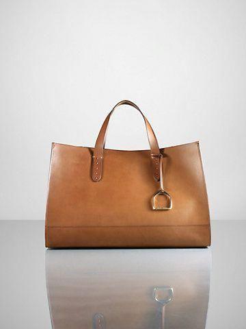 8fcb6905331653 RL Equestrian Large Tote - Ralph Lauren Handbags Handbags - RalphLauren.com  #Equestrian