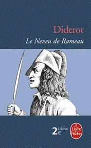 Le neveu de Rameau / Diderot http://bu.univ-angers.fr/rechercher/description?notice=000811460