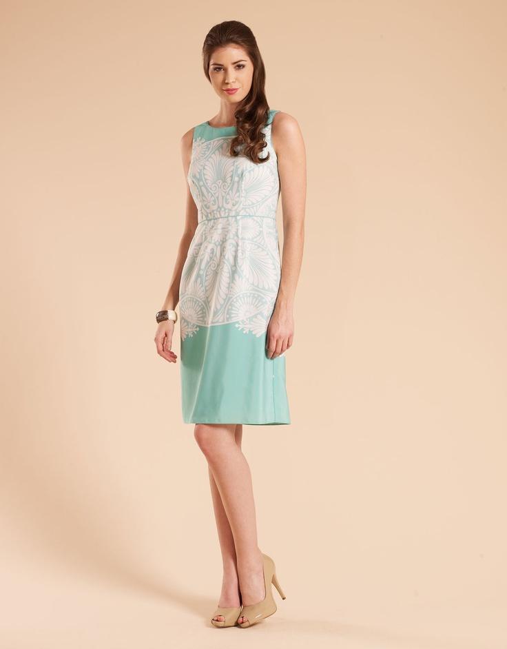14 besten Mint Dresses Bilder auf Pinterest | Minze kleid ...