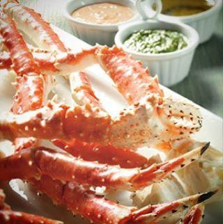 Crab and pesto pasta recipe
