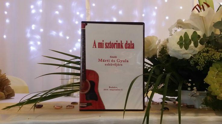 Márti és Gyula sztorijából írt meglepetésdal nászajándékba - Budapesten