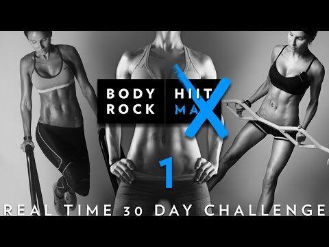February 30 Day Challenge | BodyRock.Tv
