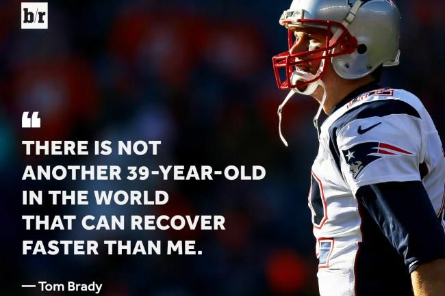 In Better Shape Than Ever at Age 39: Here's How Tom Brady Does It | Bleacher Report