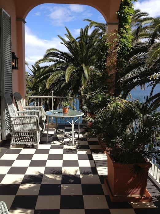 Reid's Hotel Madeira, Winston Churchill suite balcony stylemummy.com