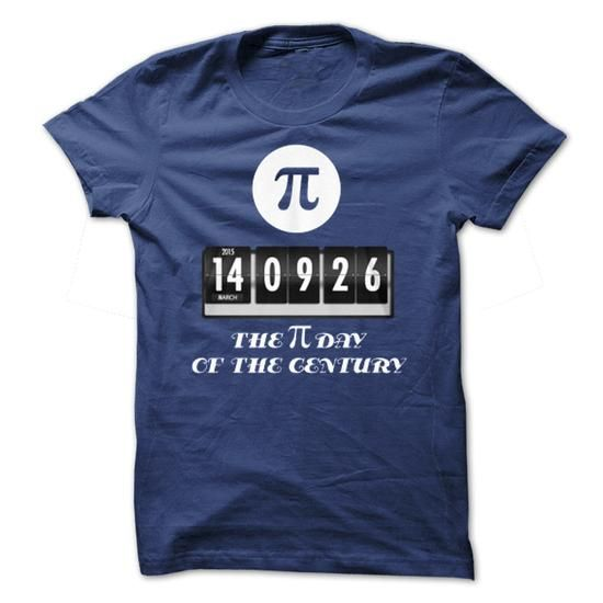 Pi Day Of The Century March 14 2016 T Shirts, Hoodies. Check Price ==► https://www.sunfrog.com/Holidays/Pi-Day-Of-The-Century--March-14-2015-ver2.html?41382