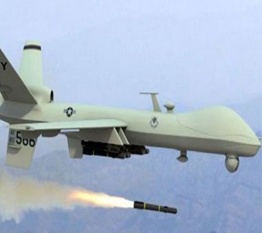 US drone kills 5 terrorists, destroys Taliban camp in Pakistan