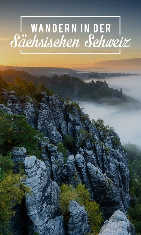 Hiking holiday in Saxon Switzerland – My highlights, hiking tours & accommodation recommendations
