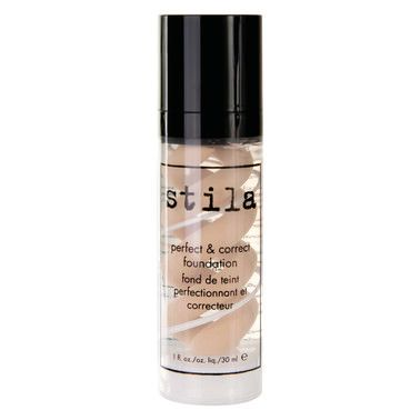 Stila This next-generation foundation delivers lightweight, buildable coverage and a variety of skin-soothing properties.