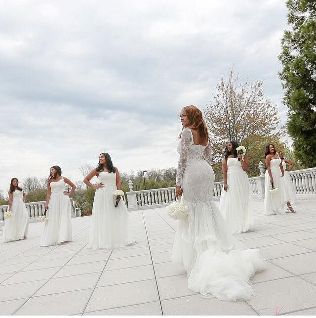219 Best African White Wedding Images On Pinterest