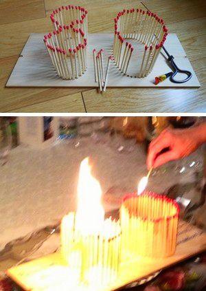 Bougies-anniversaire-allumettes
