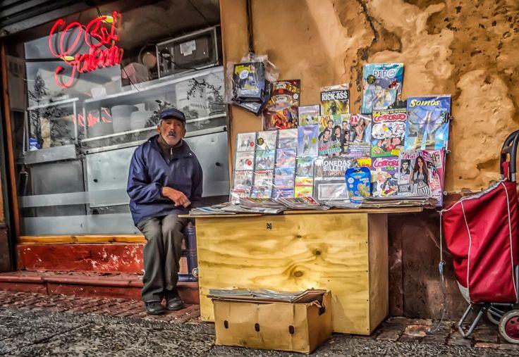 El quiosco by Francisco Garcia Diaz on 500px