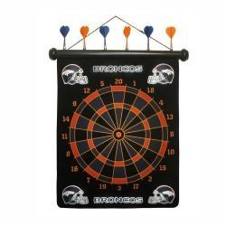 Denver Broncos Magnetic Dart Board  $28.49