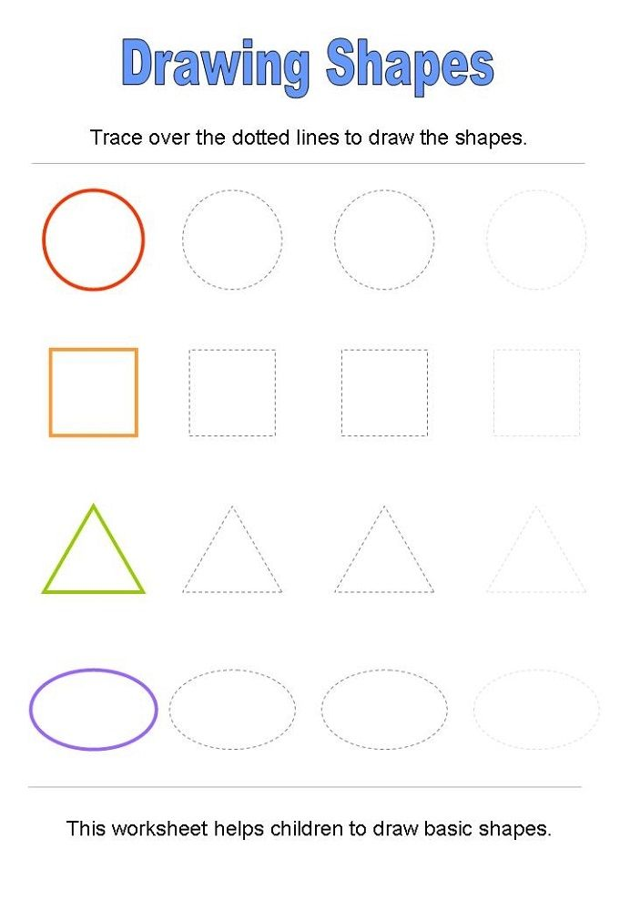 17 best ideas about shapes worksheets on pinterest learning shapes preschool learning and. Black Bedroom Furniture Sets. Home Design Ideas