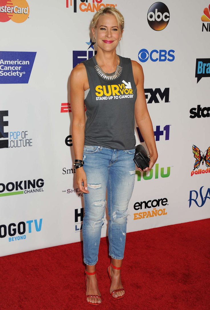 Brittany and Cynthia Daniel: 2014 Stand Up 2 Cancer Live Benefit -19 ...