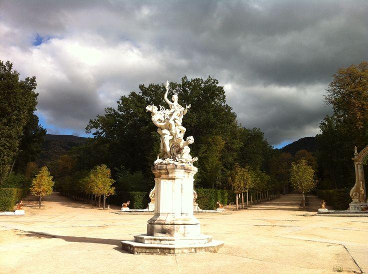 Autumn in Spain...