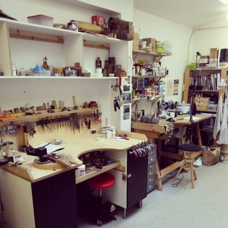 Precious Metal Workshop - Edinburgh, Scotland     http://www.preciousmetalsworkshop.com/studios/