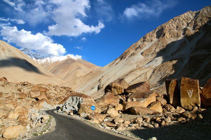 blue sky, Ladakh