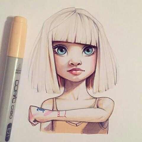 Is it just me or does this remind you of Maddie Ziegler in one of Sia's videos?