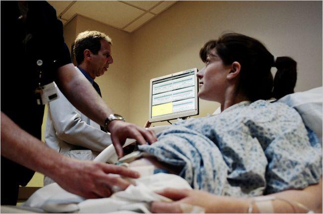 Staten Island University Hospital Limits C-Sections - NYTimes.com