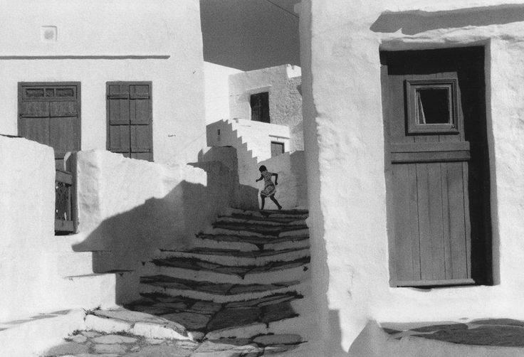 Henri Cartier-Bresson - Sifnos, Greece, 1961