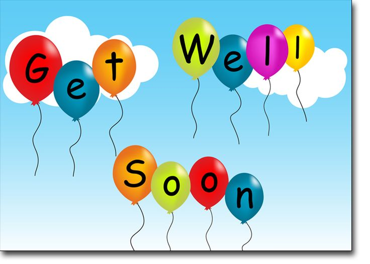 Image result for get well soon