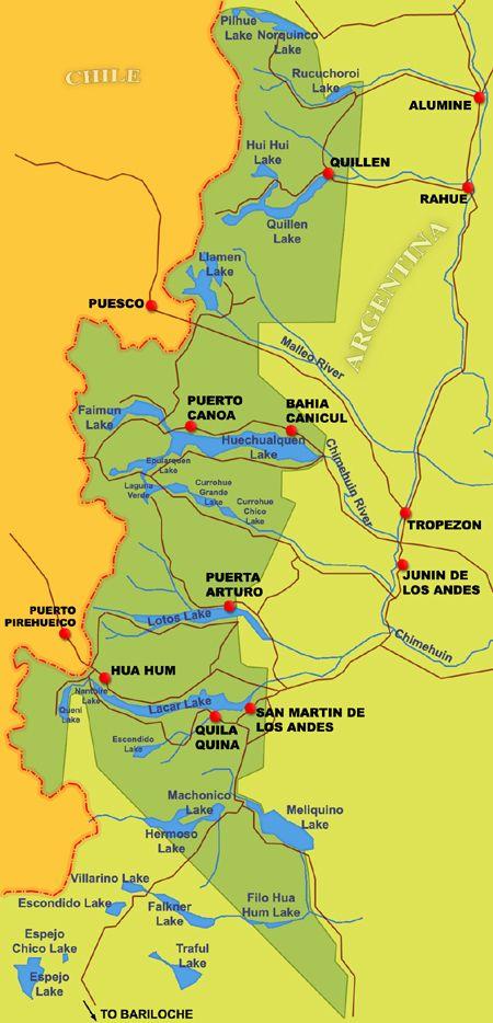 Argentina Travel Guide - Travel San Martin de los Andes