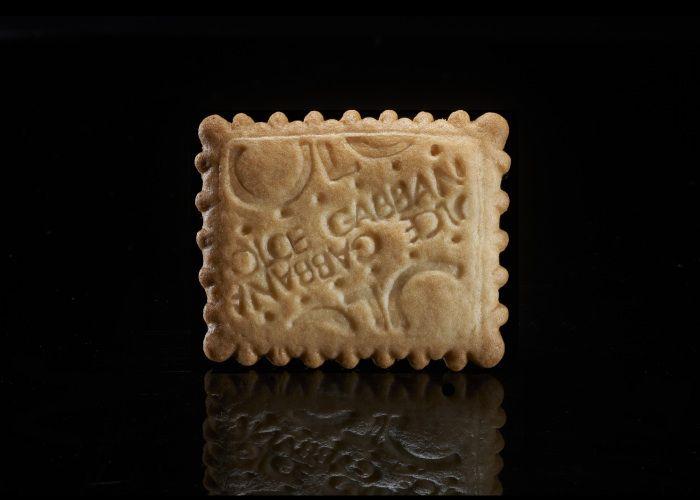 Dolce Gabbana biscuit