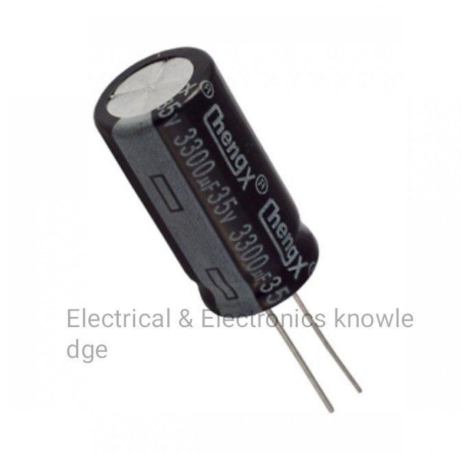 Static Capacitor Capacitor Power Capacitors